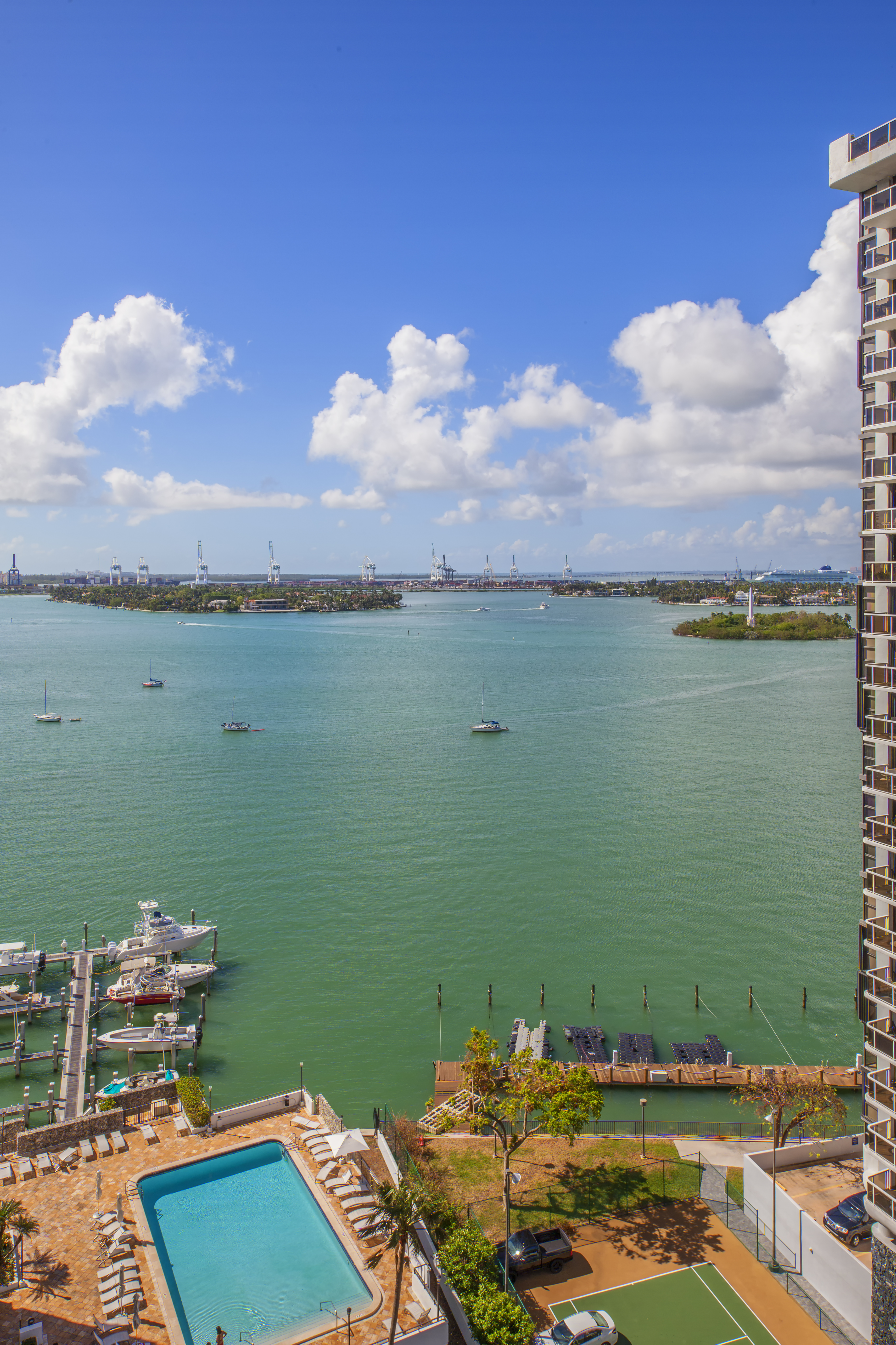11 Island Dr #1707 Elysium Home Miami Beach Real Estate