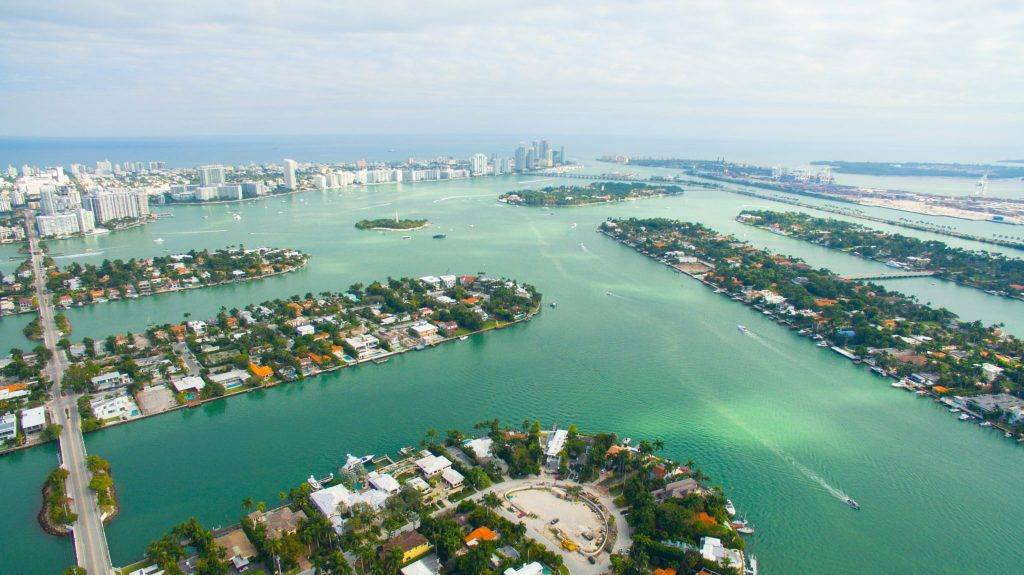 venetian islands miami beach florida real estate