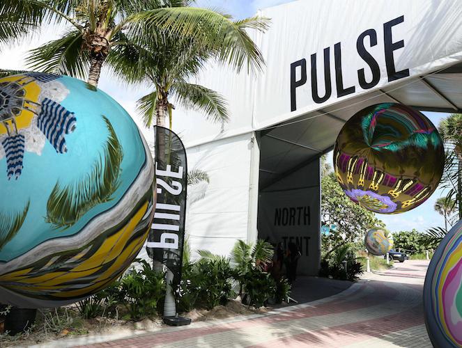 PULSE MIAMI BEACH art basel 2017