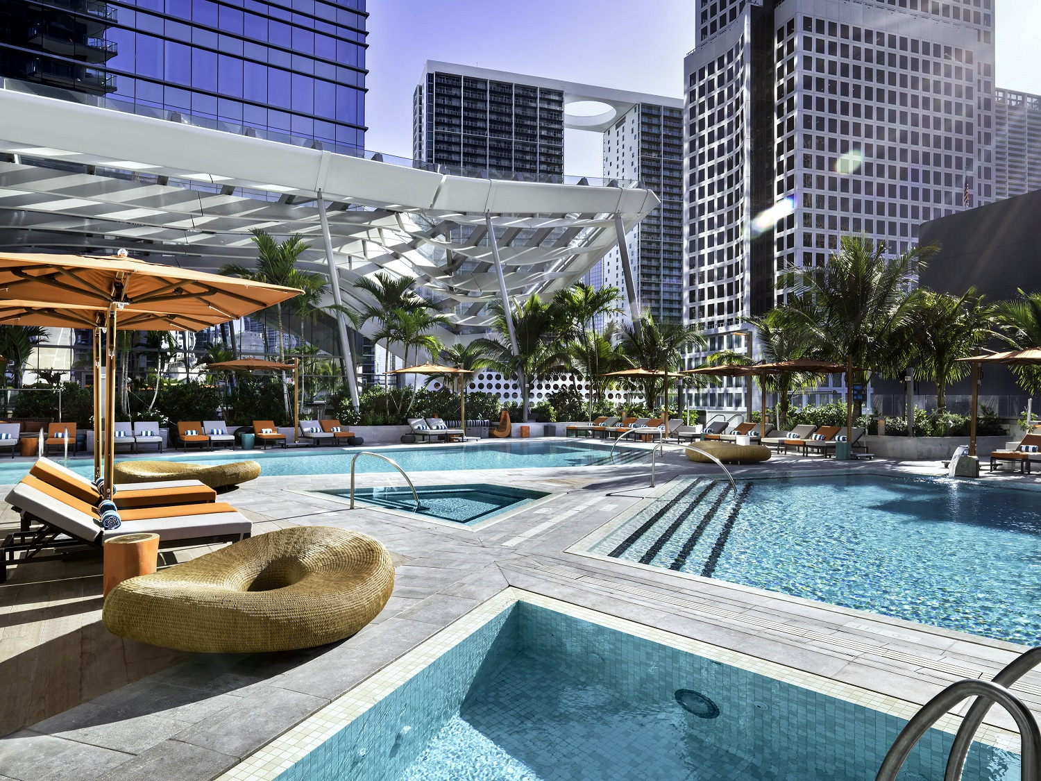 East Hotel Miami Brickell