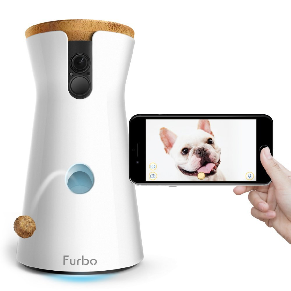 furbo dog camera alexa ces smart home