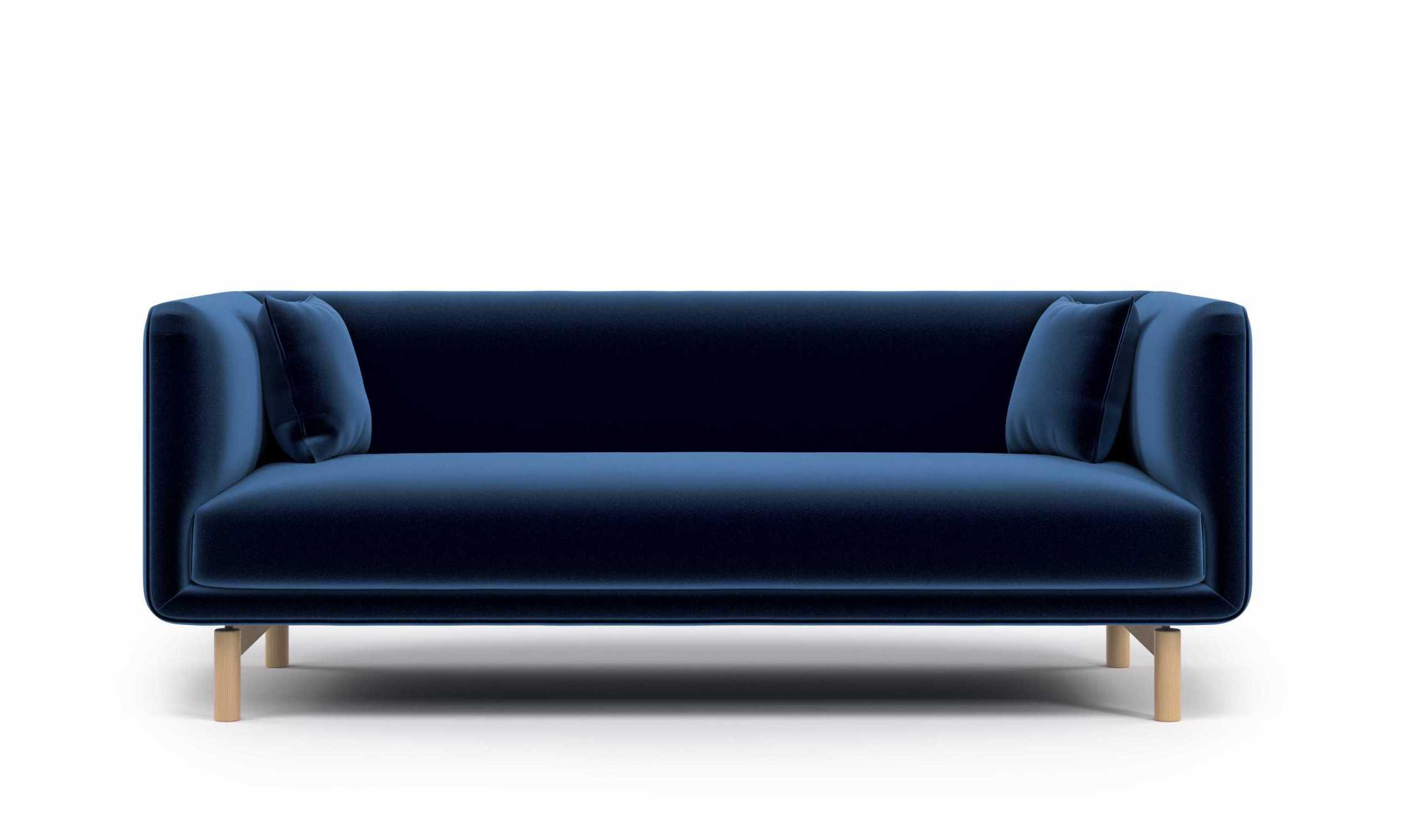 Home Decor In Miami Interior Design Trend Bold Colored Sofas Elysium Home