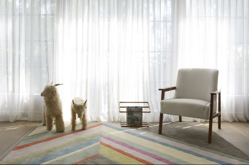 modern baby nursery rug