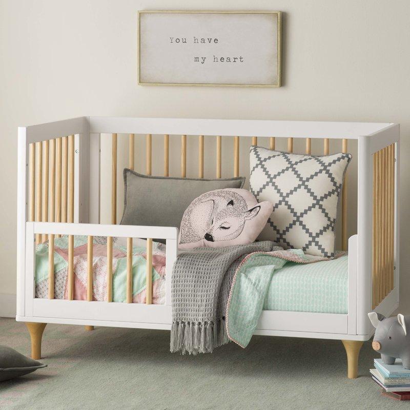 crib modern furniture nursery