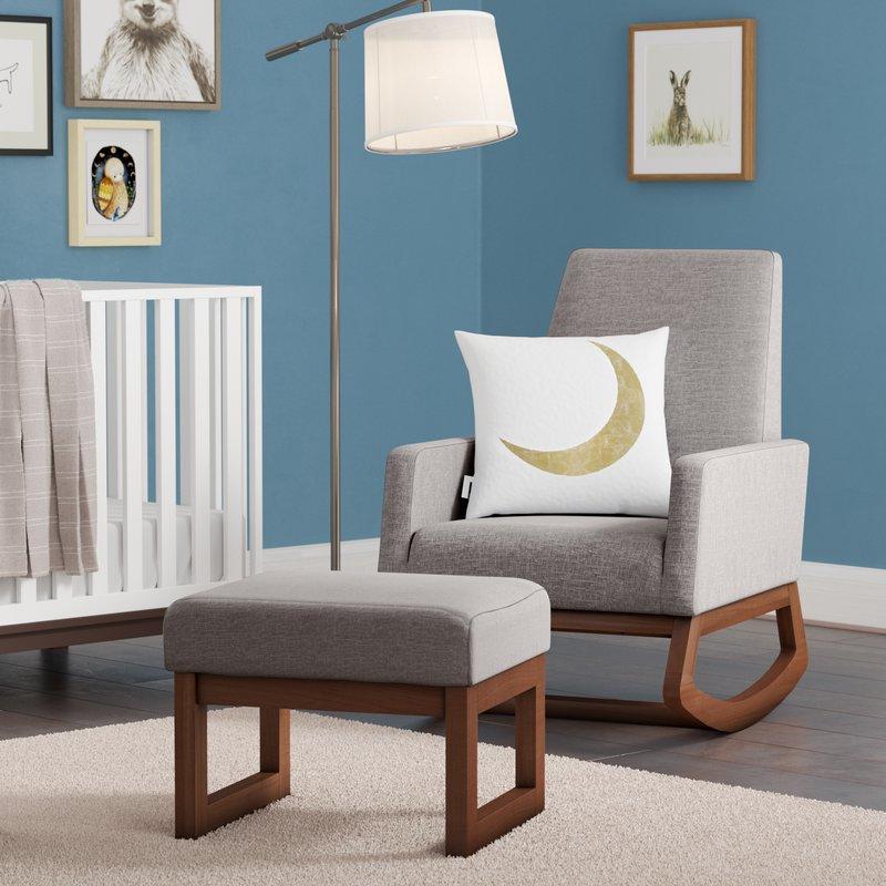 rocking chair modern nursery