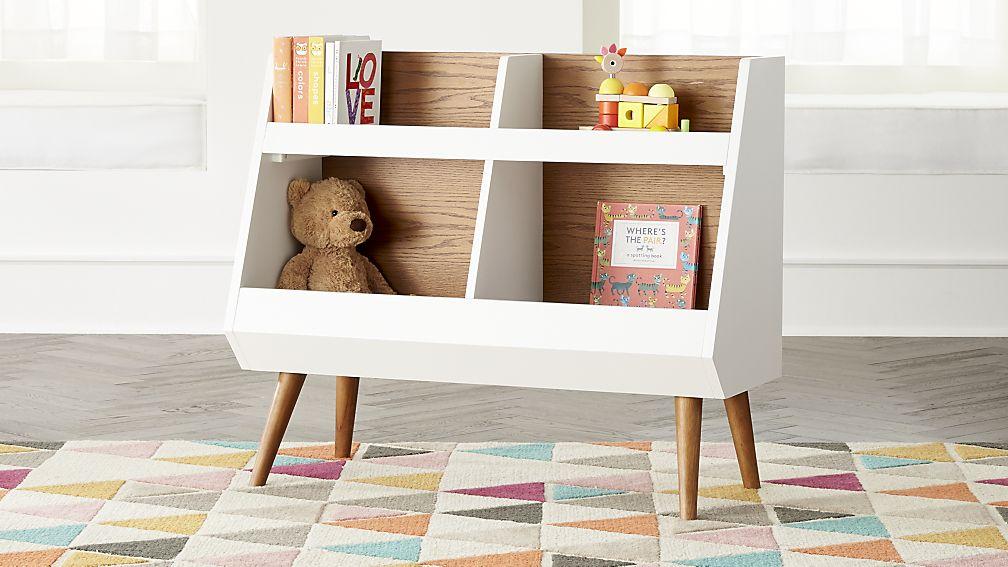 modern nursery furniture bookshelf