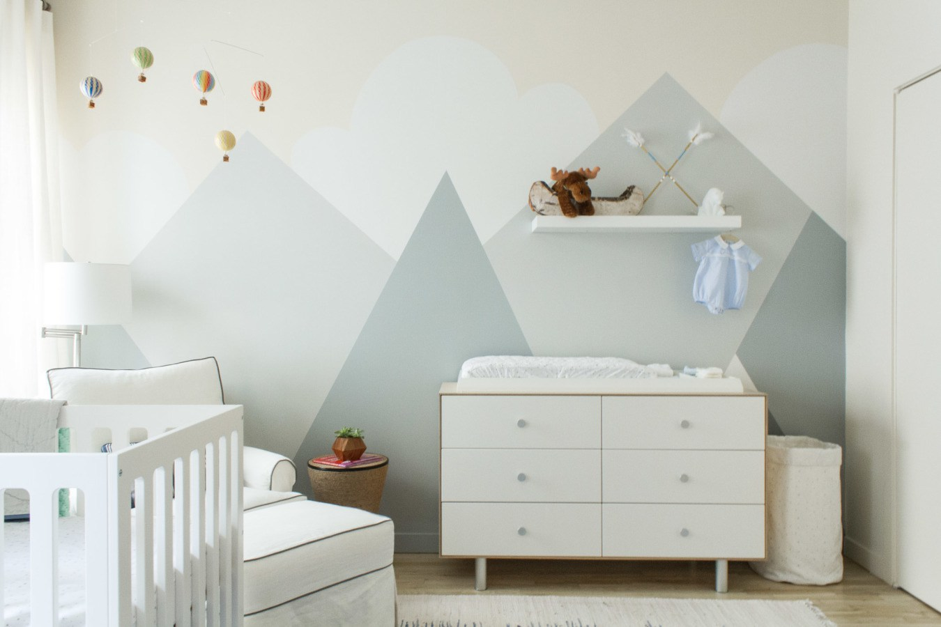 How to build a modern but fun nursery u elysium home