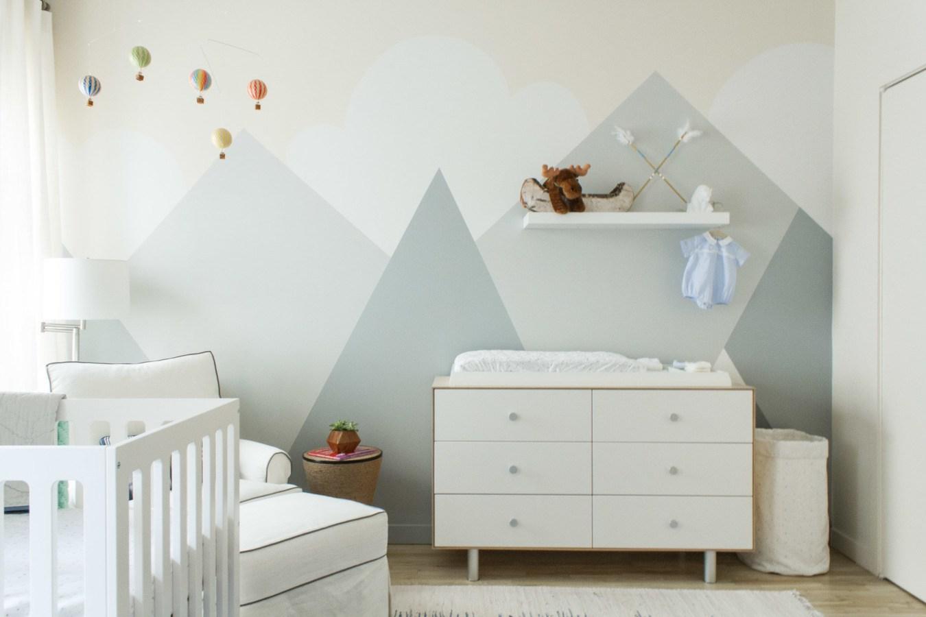 How to build a modern but fun nursery u2013 elysium home