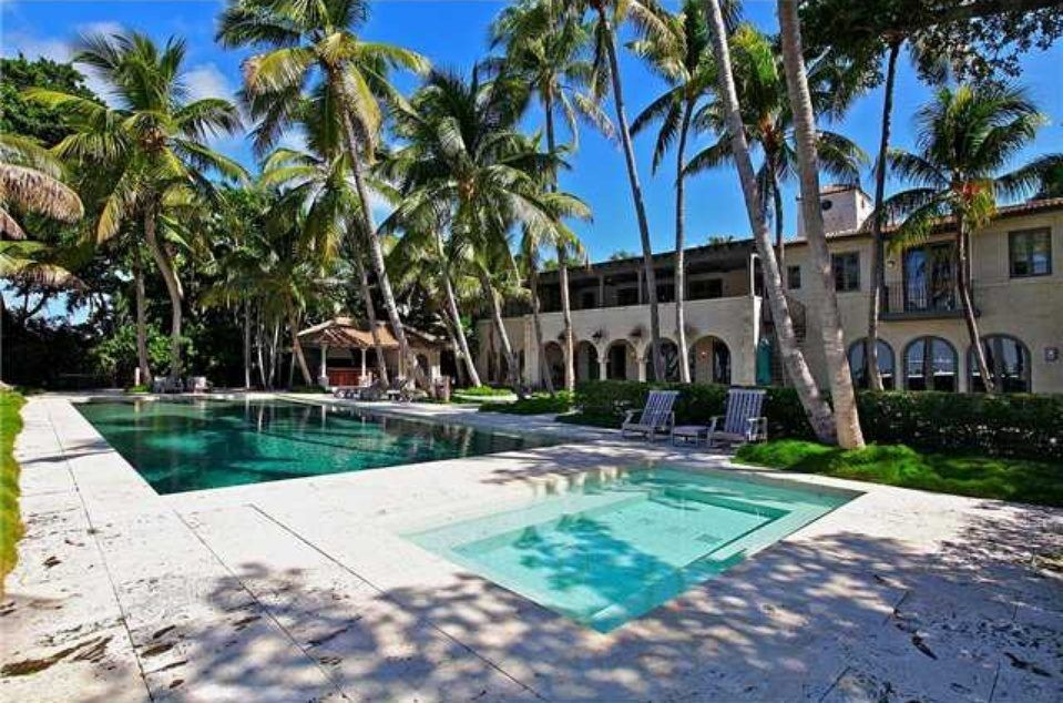 jennifer lopez famous miami home celebrity