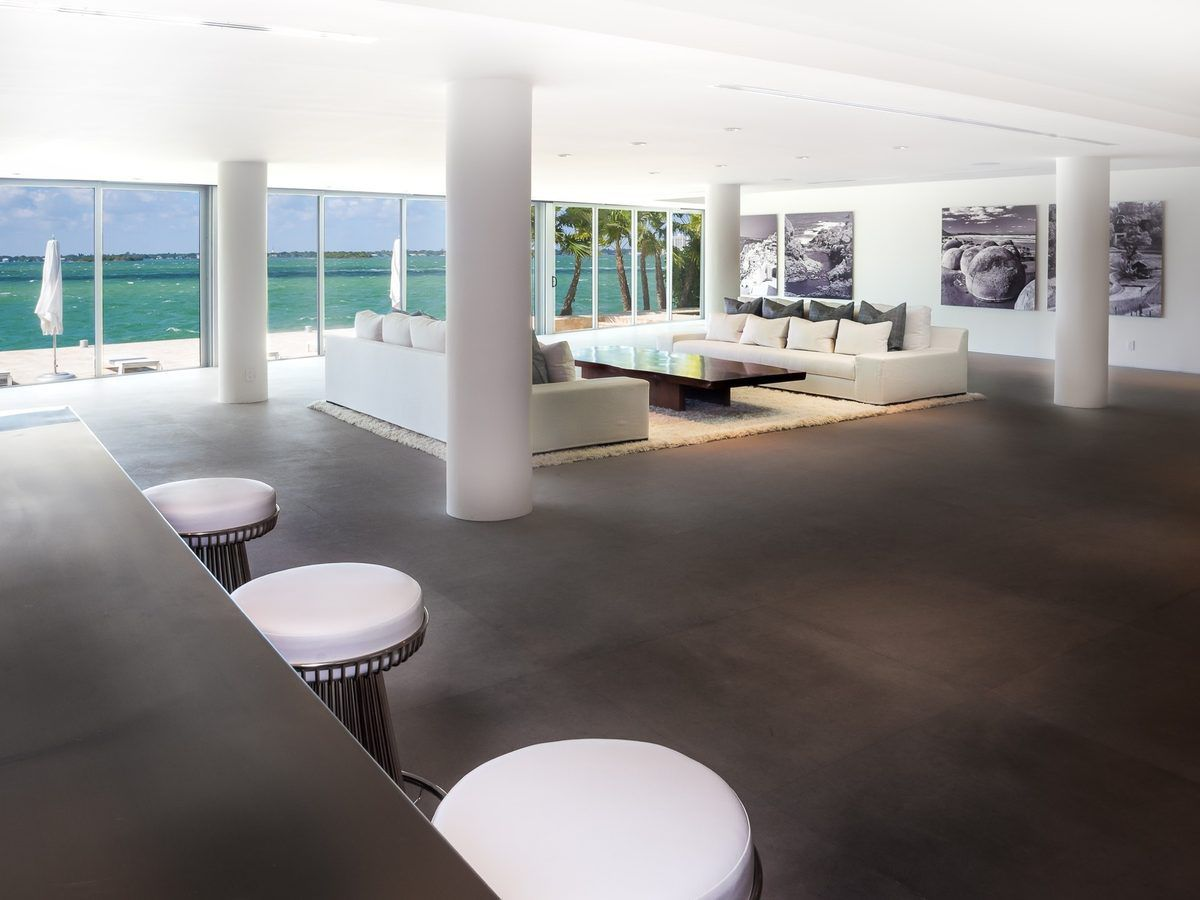 lenny kravitz miami beach celebrity home